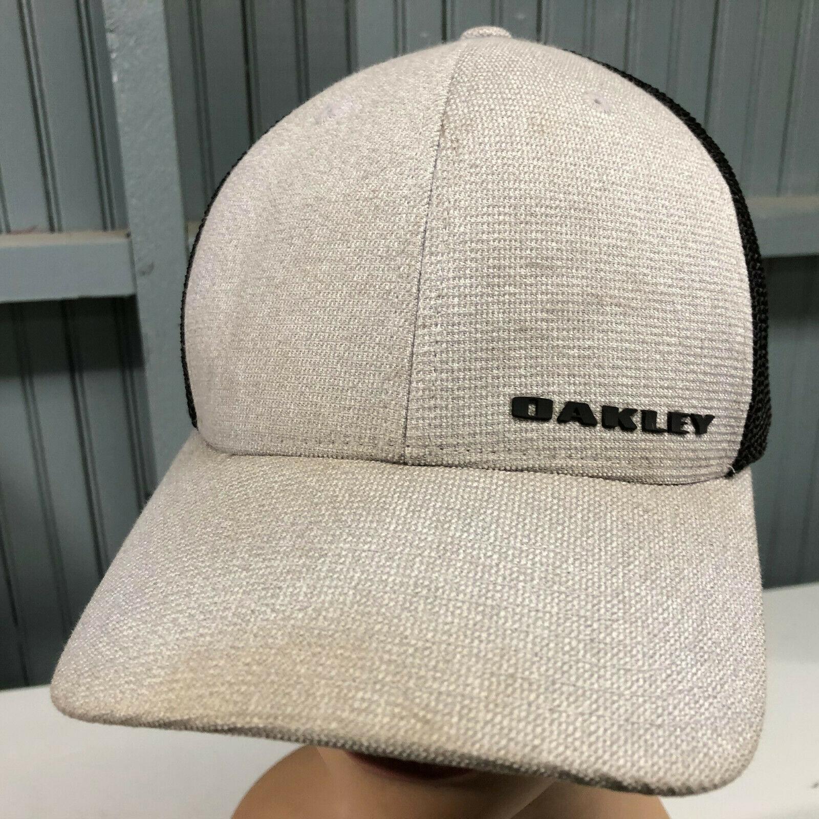 Oakley Stretch Discolored Flexfit Large / XL Baseball Cap Hat