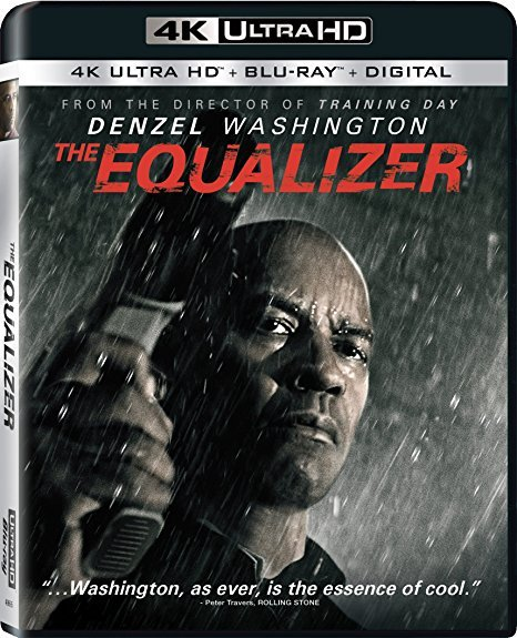 The Equalizer  (4K Ultra HD + Blu-ray + Digital)