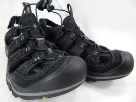 Keen Rialto H2 Sport Sandals Men's Size: 8.5 M (D) EU 41 Black  /Gargoyle