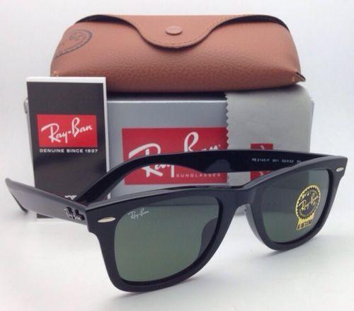 af623bbb003 New RAY-BAN WAYFARER Sunglasses RB 2140-F and 50 similar items. 12