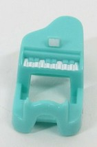1995 Polly Pocket Vintage Pop-up Clubhouse Turquoise Piano Bluebird - $6.00