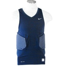 Nike Pro Combat Dri Fit Padded Compression Basketball Protection Tank Men's NWT - $44.99