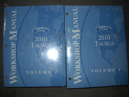 2010 FORD TAURUS Service Shop Repair Workshop Manual Set Factory OEM  - $79.16