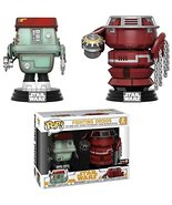 Funko Pop! Solo: A Star Wars Story Fighting Droids 2 Pack (Gamestop Exclusive) - $49.49
