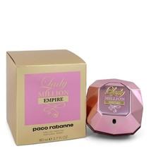 Lady Million Empire Eau De Parfum Spray 2.7 Oz For Women - $97.99
