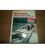 1986-1994 clymer mercruiser stern drive workshop manual alpha bravo two ... - $69.13