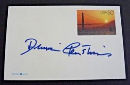 Dianne Feinstein Senator Signed Autographed 3.5x5.5 Card PSA BAS Guaranteed - $22.99