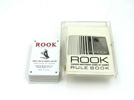 Vintage Rook Card Game Parker's Four Suit Numerical Card Game - $12.82