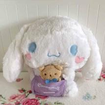 Sanrio Cinnamoroll Plush Doll Trip Bear 2016 Japan New F/S Best Deal Don... - $116.61
