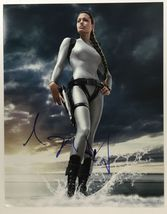 "Angelina Jolie Signed Autographed ""Tomb Raider"" Glossy 11x14 Photo - COA Holos - $149.99"