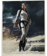 "Angelina Jolie Signed Autographed ""Tomb Raider"" Glossy 11x14 Photo - COA... - $149.99"