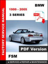 2004 bmw 325i service manual pdf