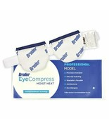 Bruder Moist Heat Eye Compress | Microwave Activated. Relieves Dry Eye, ... - $28.70