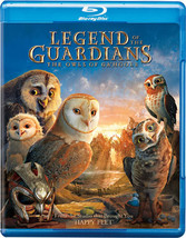 Legend Of The Guardians: The Owls of Ga'hoole (Blu-Ray + DVD)