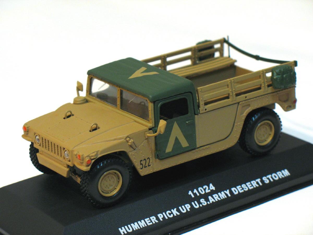 Hummer pick up u.s. army desert storm.c 1 1
