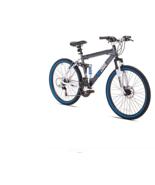 Thruster KZ2600 26-Inch Men's Mountain Bike in Charcoal Blue - $289.99