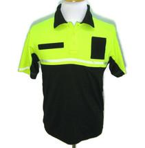 5.11 TACTICAL Security Men's (Size Medium) Neon Short Sleeve Polo Shirt Police - $14.95
