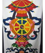 Wheel of Life Indian Mandala Wall Hanging - $12.00