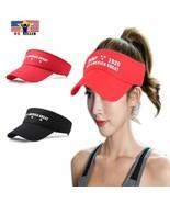 Keep America Great Visor Hat Donald Trump 2020 Again Campaign Adjustable... - $7.98
