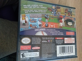 Nintendo DS Little League World Series Baseball 2008 image 2