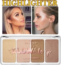 Essence #10 Glow To Go Highlighter Palette 14g. Pressed Powder - $12.46