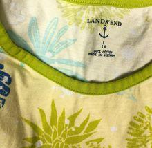 LANDS END KIDS Summer Tops Lot Sleeveless Tank Dress T-Shirt Girl's Size 14  image 8
