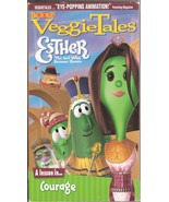 Veggie Tales Esther VHS Tape (2000) - $2.95