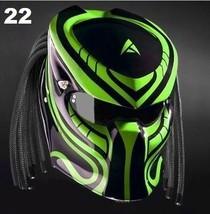 New Predator Helmet Motive Green Line (Dot & Ece Certified) - $250.00