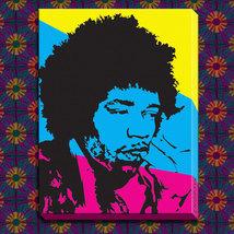 Ready-to-hang Jimi Hendrix Canvas Print (12 x 1... - $50.00