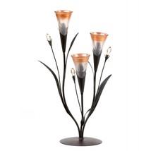 Dawn Lily Triple Candleholder - $26.62