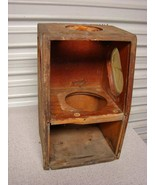 VICTOR Baby Grand cabinet poor condition oak gum ball gumball - $6.93