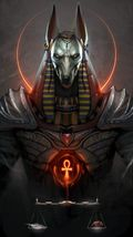 Haunted Direct soul Binding Egyptian God Anubis extreme DARK POWERS - $166.66