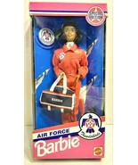 1993 Mattel Air Force Thunderbirds African American Barbie Doll 11553 Se... - $69.99