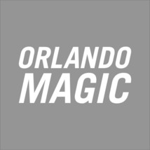 Orlando Magic #6 NBA Team Logo 1Color Vinyl Decal Sticker Car Window Wall - $5.64+