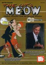 The Cat's Meow/Book/CD Set/1920's/Ukulele Songbook/Ian Whitcomb - $21.99