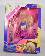 1990 Kenner Cool Cuts Kara Doll Brand New - $19.80