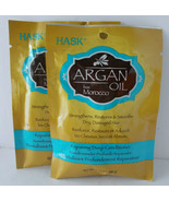 Lot 2  Hask Deep Conditioner Argan Oil For Chemically Damaged Hair 1.75oz - $9.89