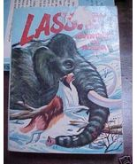 Lassie Big Little Book 1967 Adventure in Alaska - $5.00
