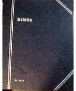 Dimes Inventory Storage Book - $5.00