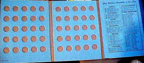 Dimes Inventory Storage Book