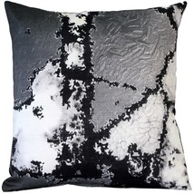 Pillow Decor - Granite Steps Throw Pillow 19x19 - $64.95