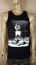 Muhammad Ali Black Tank Top  The People's Champ  Boxer - $17.99+