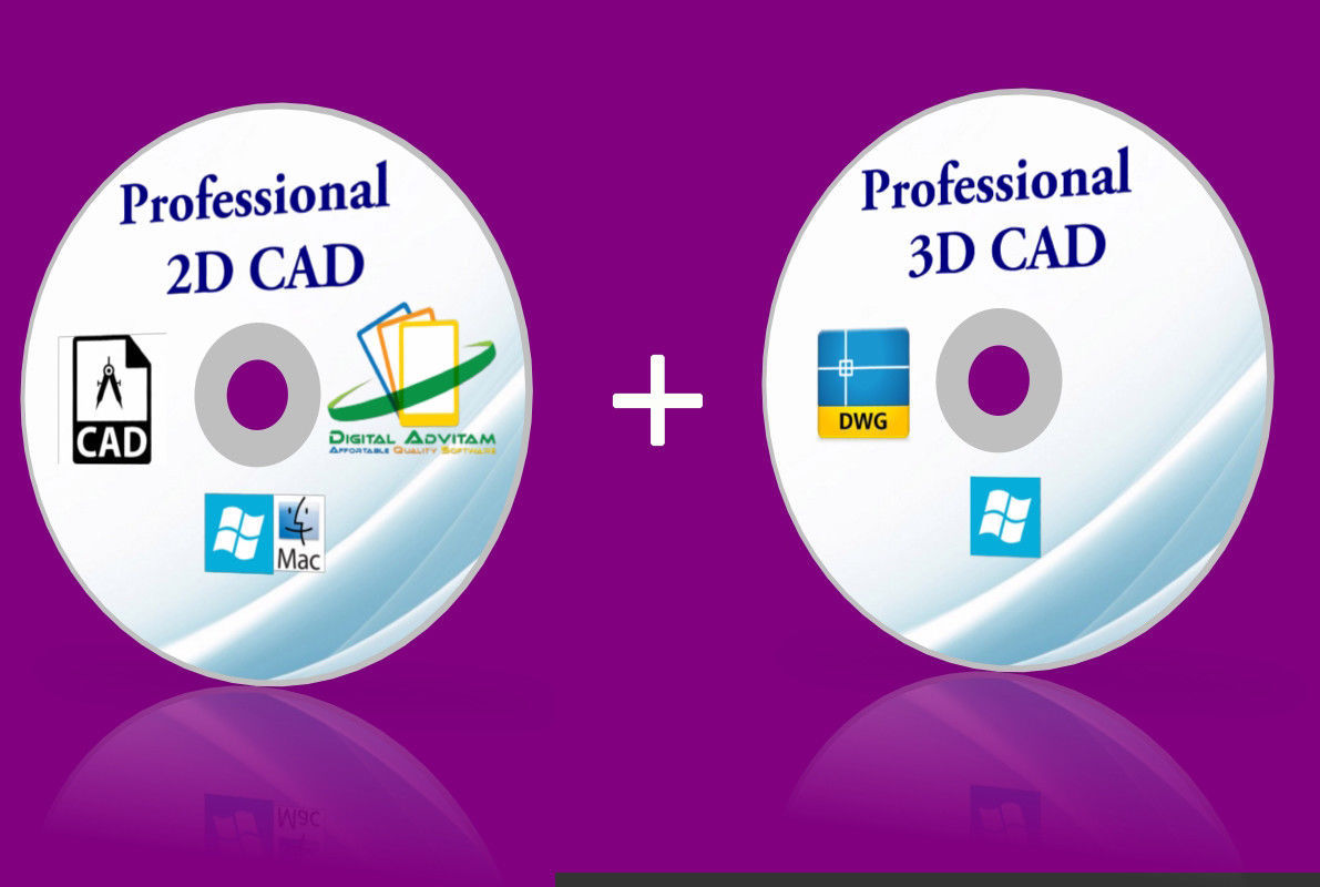 2018 2D 3D CAD program software drafting and 37 similar items