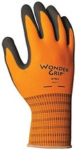 Wonder Grip WG510L Extra Tough Insulated Seamless Polyester Knit, Textur... - $11.70