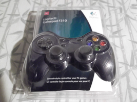 NEW Factory Sealed Logitech Gamepad F310 USB Wired PC game controller - $35.00