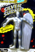 The Silver Surfer Twistables Figure by Just Toys  - $7.95