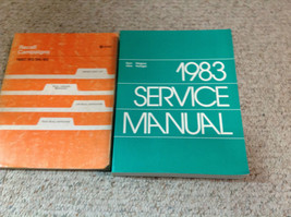 1983 DODGE RAM VAN VANS WAGON WAGONS Voyager Service Repair Shop Manual ... - $79.19
