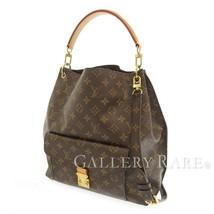 LOUIS VUITTON Metis Monogram Canvas Shoulder Bag M40781 France Authentic... - $1,162.90
