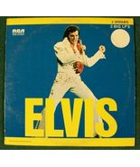""" ELVIS ""   RCA Special Products 1973  Double LP - $10.00"