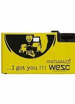 WeSC X Fatsarazzi Collab Premium Headphones + disposable Camera B105504205 NIB image 3